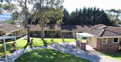 Chittick Lodge Quadrangle
