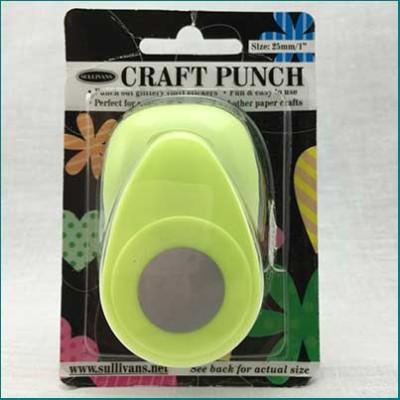1 inch punch