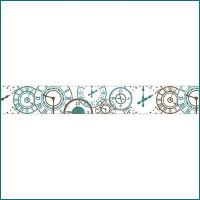 Kaiser printed tape clocks