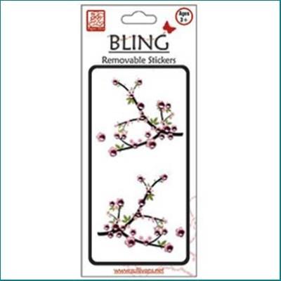 Bling Sticker blossom