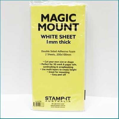 Magic Mount Foam Tape 1mm
