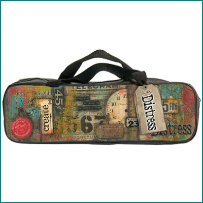 Tim Holtz designer accessory bag
