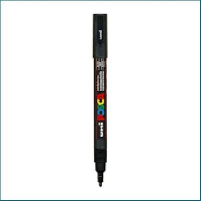 Posca Journalling Pen black