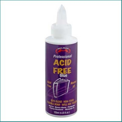 helmar acide free glue 125ml