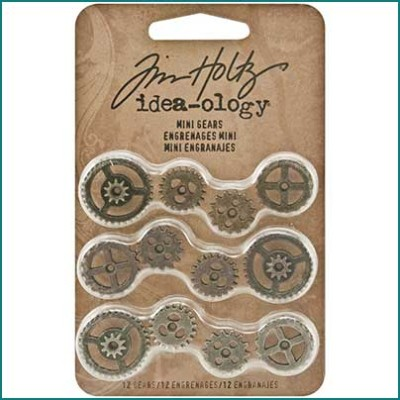 tim holtz mini gears