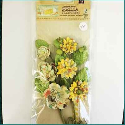 Prima Handmade Flowers Ladybird Stems f opt