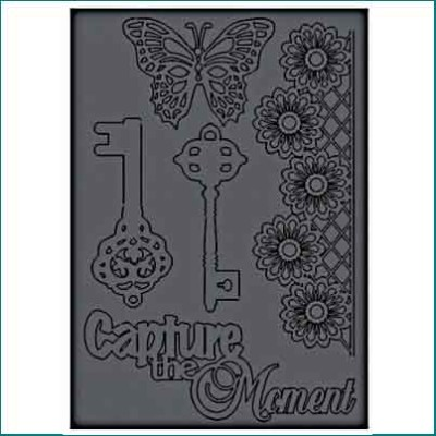 Capture the Moment Pack WOW2450 Chipboard
