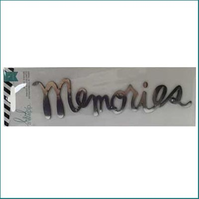 heidi swapp memories phrase sticker