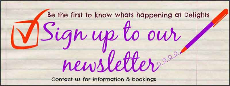 scrapbooking delights newsletter