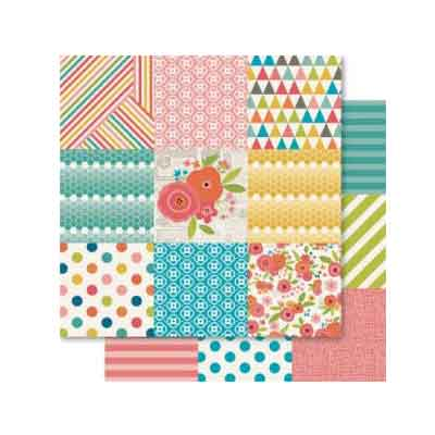 Bella Happy Days Patchwork