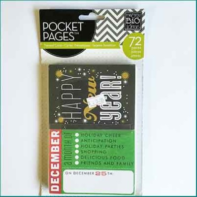 MAMBI Pocket Pages Themed Cards