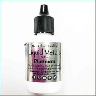 liquid metals platinum