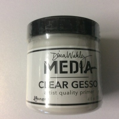 Clear Gesso