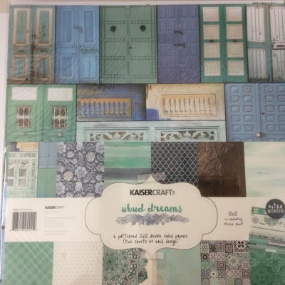 Ubud Dreams Paper Kit