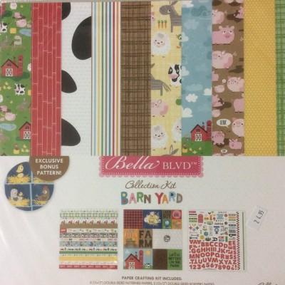 Barn Yard Collection Kit